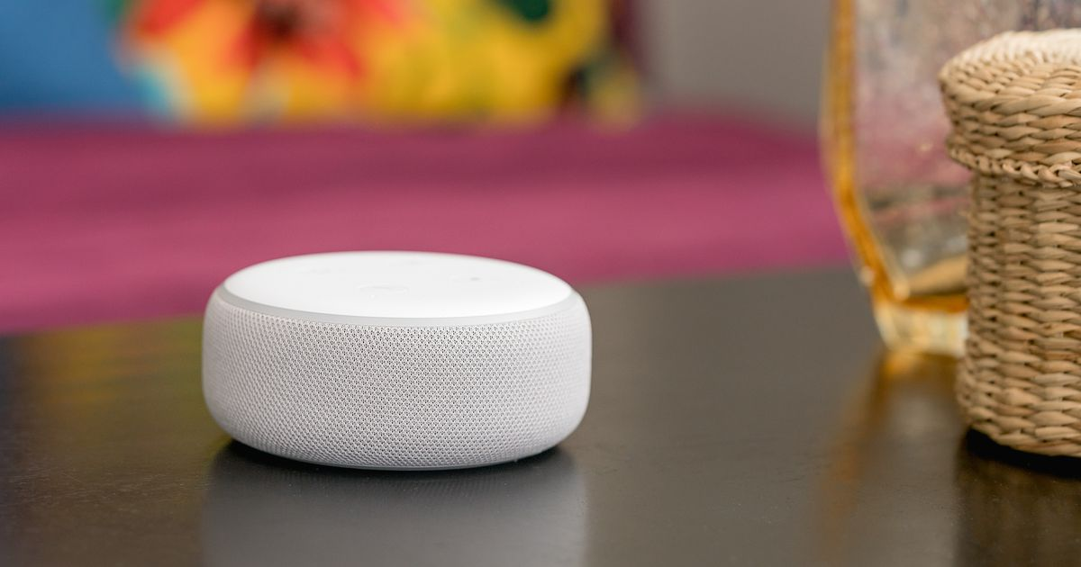 Cos'è Amazon Echo Dot
